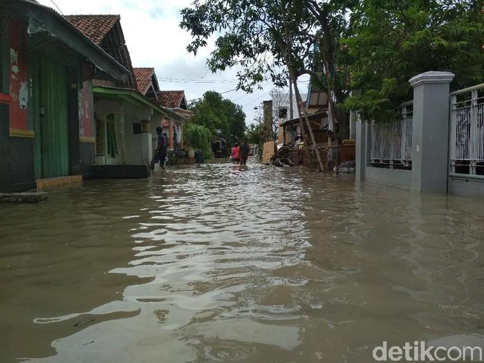 Banjir di Cirebon
