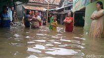 3.000 Rumah Warga di Pekalongan Terendam Banjir
