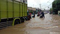 Sungai Piji Meluap, Kudus Dilanda Banjir Lagi