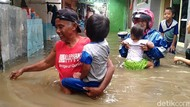 Banjir di Pekalongan, 3.000 Rumah Jadi Korban