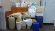 Produsen Kosmetik Ilegal di Jakut Ditangkap, Omzet Bulanan Capai Rp 400 Juta