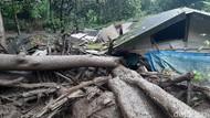 Tiang Diterjang Banjir Bandang, Listrik di Gunung Mas Bogor Padam