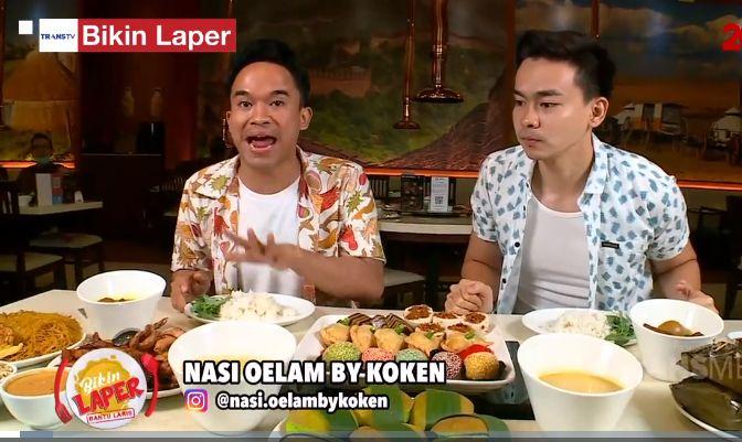 Bikin Laper! Nasi Ulam hingga Surabi Pandan Endol dari UMKM