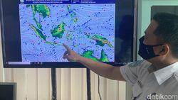 BMKG Maritim Keluarkan Imbauan Waspada Gelombang Tinggi di Perairan Jatim
