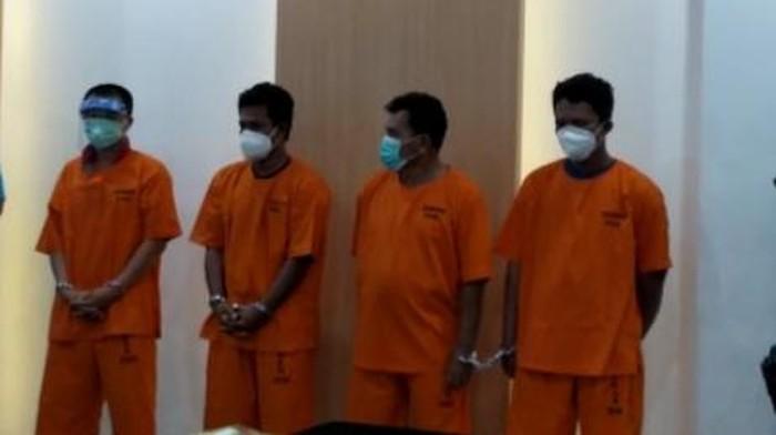 BNN Bongkar 2 Jaringan Narkoba Internasional, Sita 53 Kg Sabu (Foto: Azhar/detikcom)