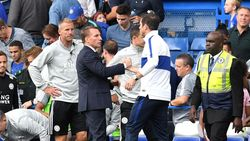 Brendan Rodgers: Chelsea Kurang Sabar ke Frank Lampard
