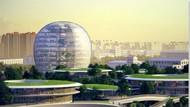 Rancangan Stasiun Kereta China, Kombinasi Futuristik dan Hutan Belantara