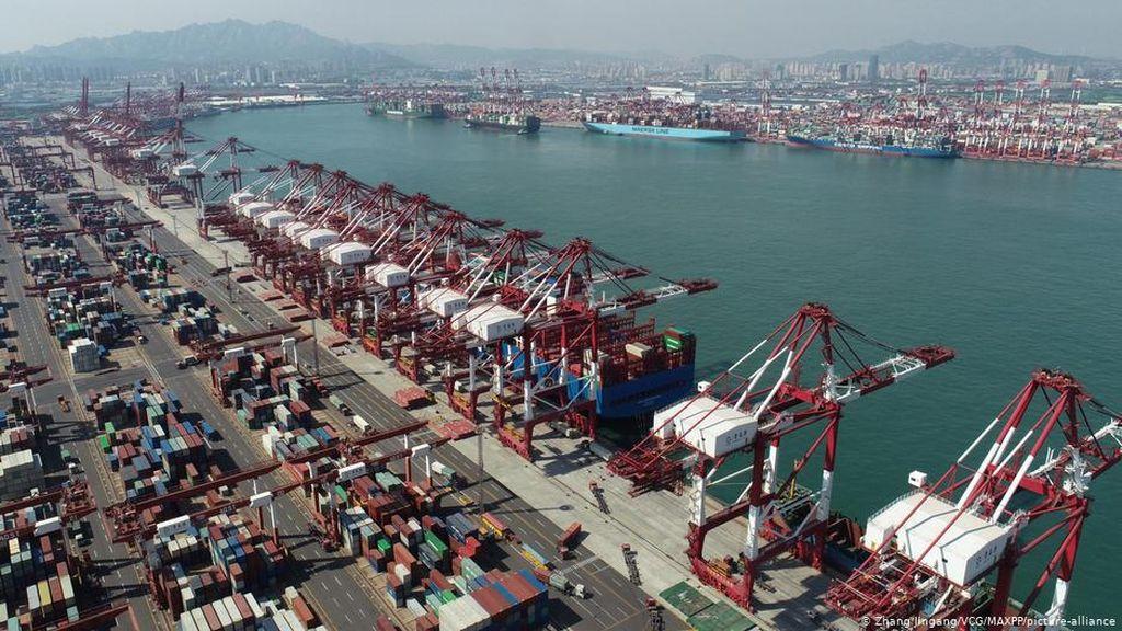 China Catat Pertumbuhan Ekonomi Terlamban dalam 4 Dekade Akibat Pandemi