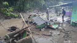 Daerah Gunung Mas di Bogor Belum Lepas dari Ancaman Banjir