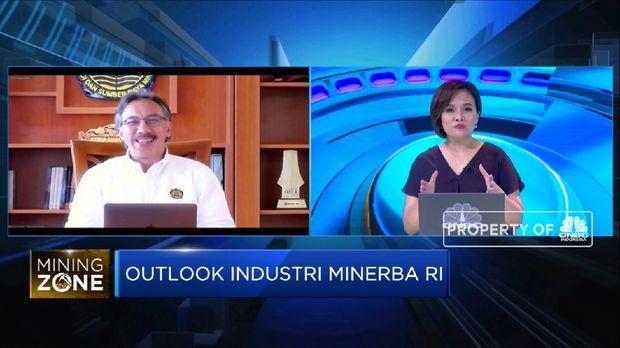 Dirjen Minerba ESDM Jabarkan Insentif Investasi Nikel