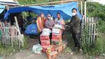 Potret CT ARSA Foundation Terus Bantu Korban Gempa di Sulbar