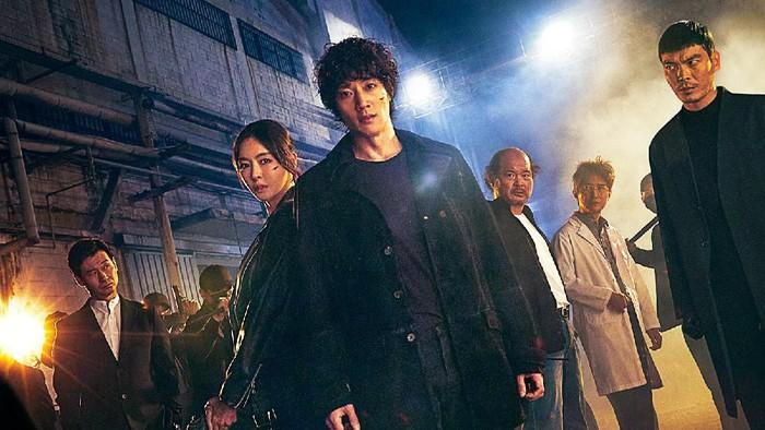 Poster drama Korea L.U.C.A: The Beginning