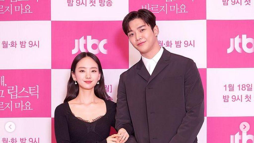 Profil 4 Pemain She Would Never Know, Drama Korea Cinlok Teman Sekantor