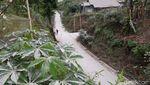 Hujan Abu Gunung Merapi Guyur 3 Kecamatan di Boyolali