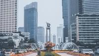 Jakarta Peringkat Teratas Kota Paling Rentan Bahaya