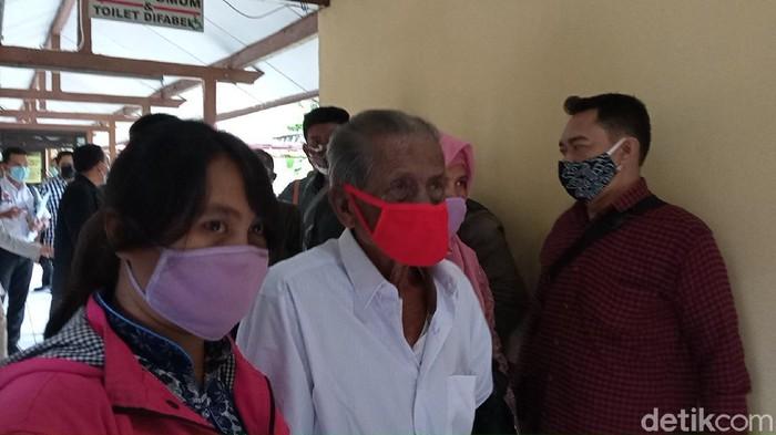 Ini sosok Koswara, ayah di Bandung yang digugat anaknya sendiri