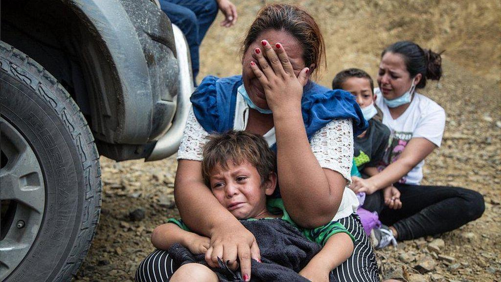 Meksiko Tagih Janji Joe Biden Soal Imigran Pencari Suaka