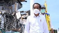 Jokowi Akan Bantu Bangun Rumah Korban Gempa Sulbar, Rusak Berat Rp 50 Juta