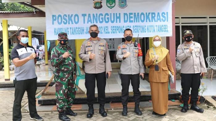 Kampung Tangguh Jaya RW 2 Serpong, Tangerang Selatan (Dok. Istimewa).