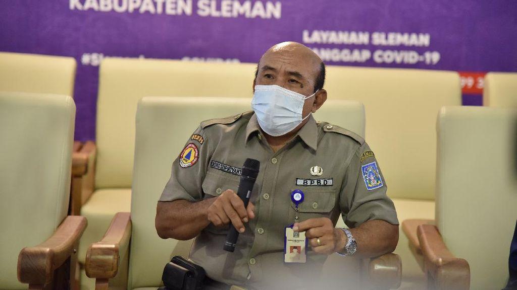 Pemkab Sleman Putuskan Nasib Pengungsi Gunung Merapi Setelah PTKM
