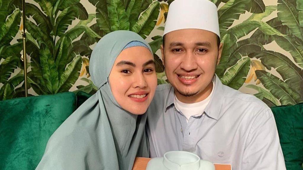 Habib Usman Positif COVID-19, Kartika Putri Anggap Ini Ujian Hidup