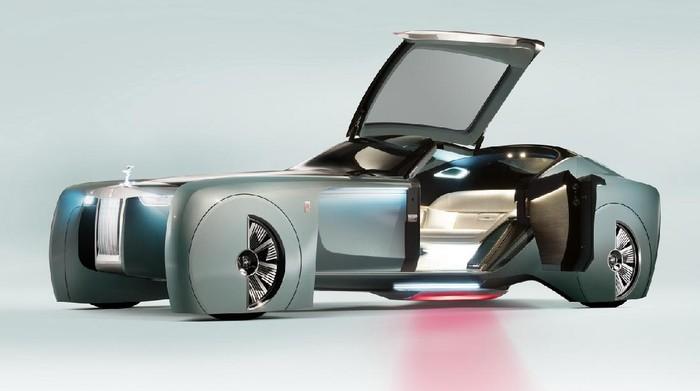 Konsep mobil listrik Rolls-Royce
