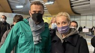 AS-Eropa Serukan Pembebasan Alexei Navalny yang Ditahan 30 Hari
