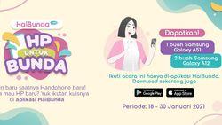 Ikut Kuis Haibundacom, Kamu Bisa Dapat Smartphone Gratis