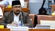 Menag Yaqut soal Din Syamsuddin Dituduh Radikal: Jangan Gegabah Nilai Orang