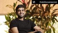 Nikhil Kamath, Putus Sekolah dan Jadi Miliarder Termuda India