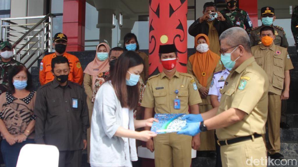 2 Jenazah Penumpang Sriwijaya Air Asal Ketapang Diserahkan ke Keluarga