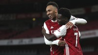 Arsenal Vs Newcastle: Aubameyang Gagal Hat-trick akibat... Mulas!