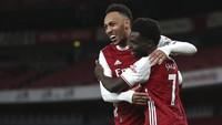 Arsenal Vs Newcastle: Aubameyang Gagal Hat-trick akibat... Mulas!
