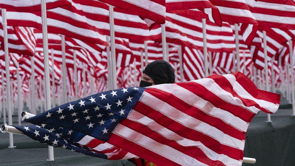 Kembali Hidup Normal, Ekonomi AS Tak Bisa Sepenuhnya Sembuh
