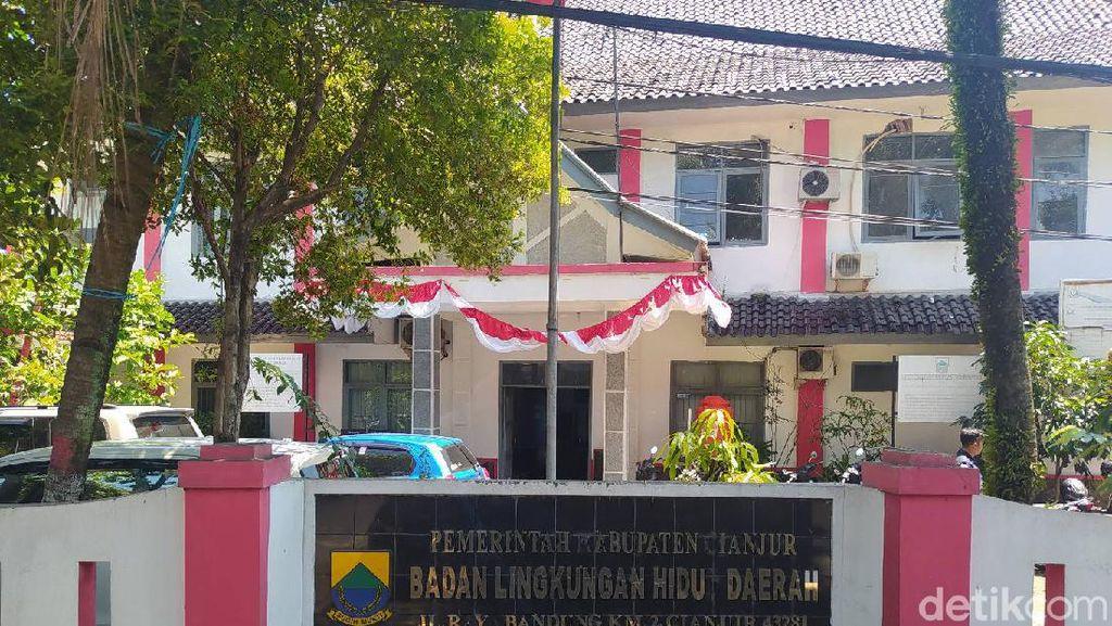 DPRD Cianjur Desak Pemkab Selesaikan SLF Kantor Dinas