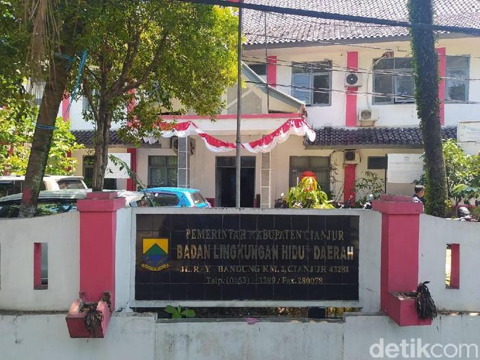 Seluruh kantor dinas di Cianjur belum kantongi sertifikat laik fungsi