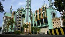 Foto: Masjid-Gereja Rusak Akibat Gempa Sulbar