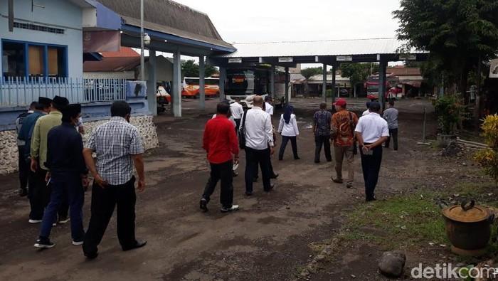 Terminal Brawijaya Banyuwangi Bakal Dibangun Sebagai Terminal Pariwisata