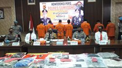 Polisi Tetapkan 4 Tersangka Terkait Penusukan di Cimanggung Sumedang