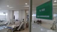Masih Tinggi, BOR Isolasi Pasien Corona Jakarta 91%-ICU 94%
