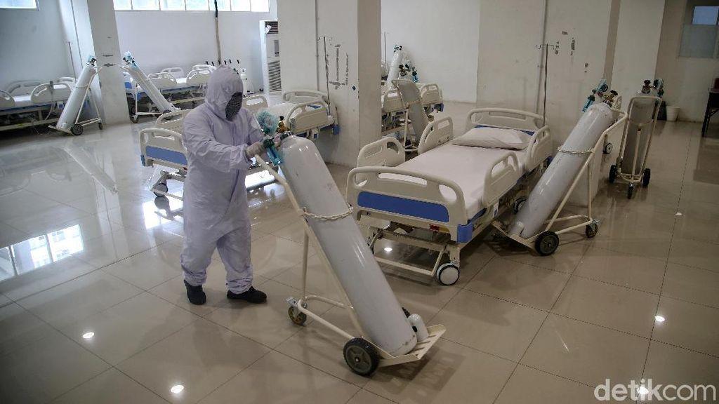 Gerindra: Kasus di DKI Tinggi, Faskes-Tempat Tidur Perlu Ditambah