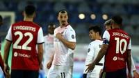 Cagliari vs Milan: Zlatan Datang, Zlatan Lihat, Zlatan Menang