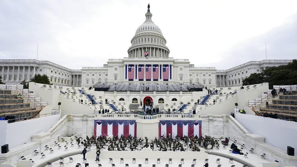 Hadiri Pelantikan Biden, 3 Mantan Presiden AS Tiba di Gedung Capitol