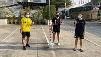 Bisa Berjemur di Bangkok, Para Perbulutangkis Indonesia Girang