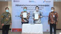 BRI Beri Layanan Keuangan ke Pertamina Lubricants