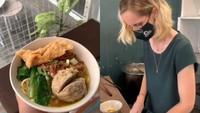 Bule Jualan Mie Ayam di Jogja hingga Efek Minum Kopi Tiap Hari