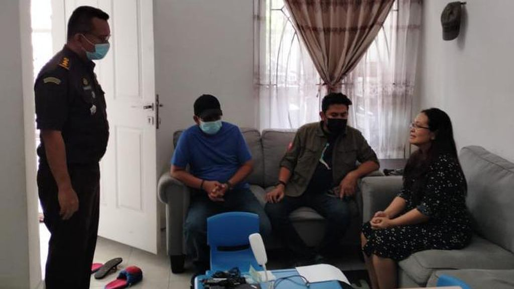 Buronan Kasus Korupsi Kredit Modal Kerja Bank Rp 118 Miliar Ditangkap