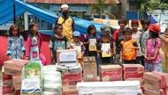 CT Arsa Foundation Salurkan Bantuan ke Korban Gempa Sulbar