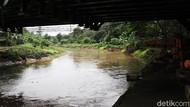 Memasuki Musim Hujan, Debit Air Ciliwung Masih Normal