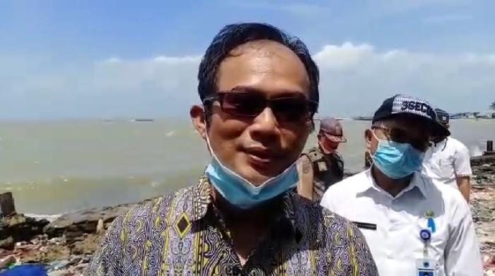 Deputi Pengelolaan Lingkungan dan Kehutanan Kemenko Marves Muhamad Suhendar.